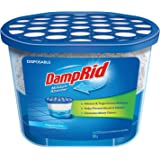 Damp Rid Disposable Moisture Absorber Fragrance Free, 300 g, Fragrance Free 300 Grams