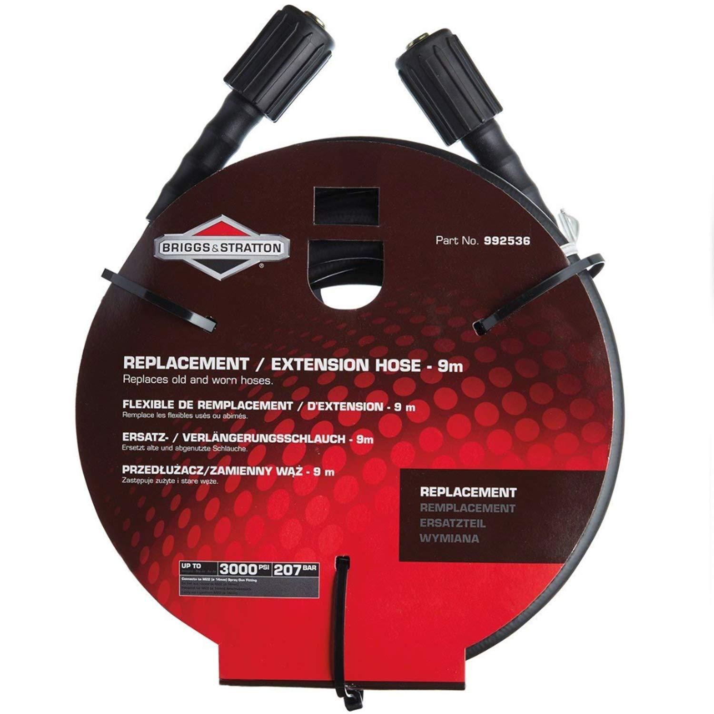 Briggs /& Stratton 992536 Genuine Replacement//Extension Hose 9 m