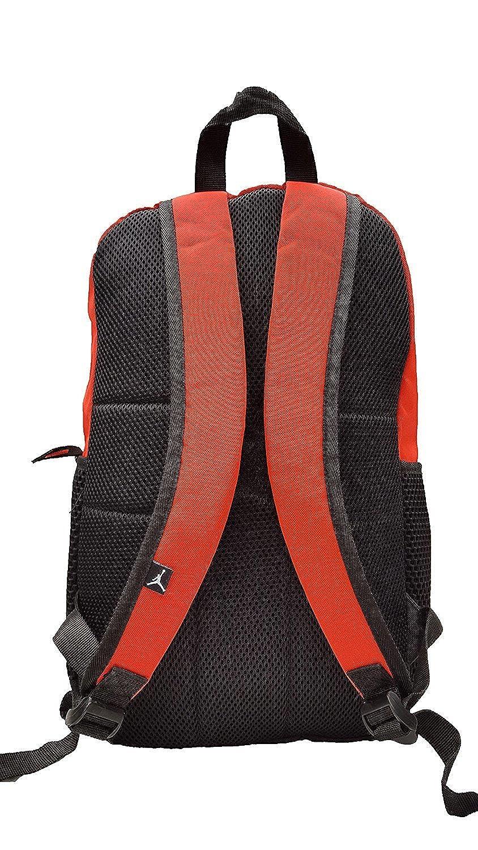 d011e53c5d Nike Air Jordan Jumpman Youth 23 Backpack Book Bag + Free Fidget Cube  (Infrared): Amazon.co.uk: Clothing