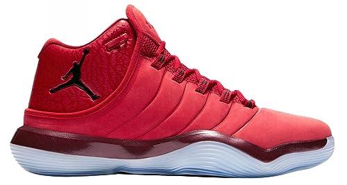 best service 60c7a 1b52e Nike Jordan Super.Fly 2017 Men s Shoes Basketball – Men s Basketball Shoes  Red ...