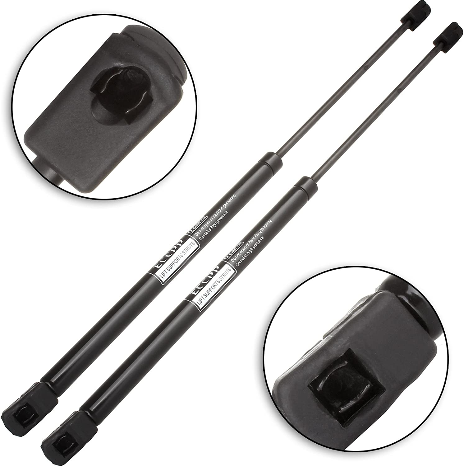4 Hood and Window Lift Supports Struts Replacement fit for 1997-2002 Replacement fit ford Expedition cciyu Qty