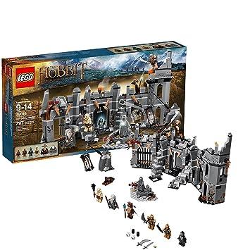 Bataille Jeu 79014 Construction La Hobbit Dol Lego The Guldur De srtdChQ