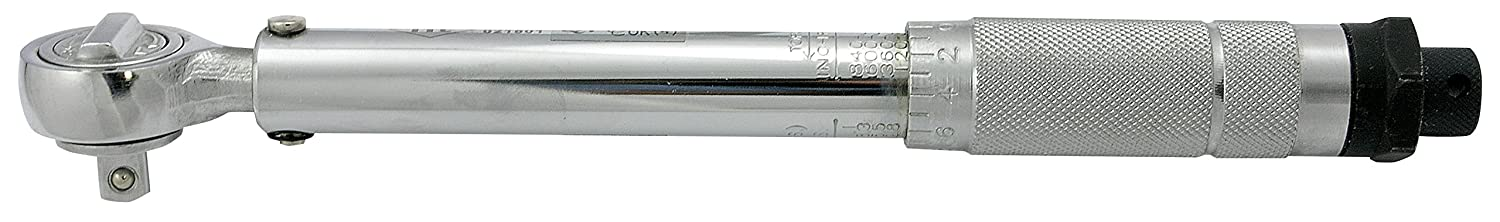 ITC 21801 3/8' Drive Torque Wrench ITC Tools