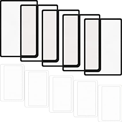 Lente dingrandimento 3X a pagina intera grande dimensione lente dingrandimento per libri di lettura