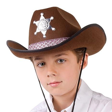 d47b156f89350 Boland 04107 Sombrero del sheriff de los niños