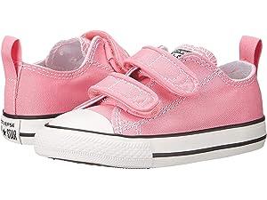 Converse Boys' Chuck Taylor All Star 2V Low Top Sneaker