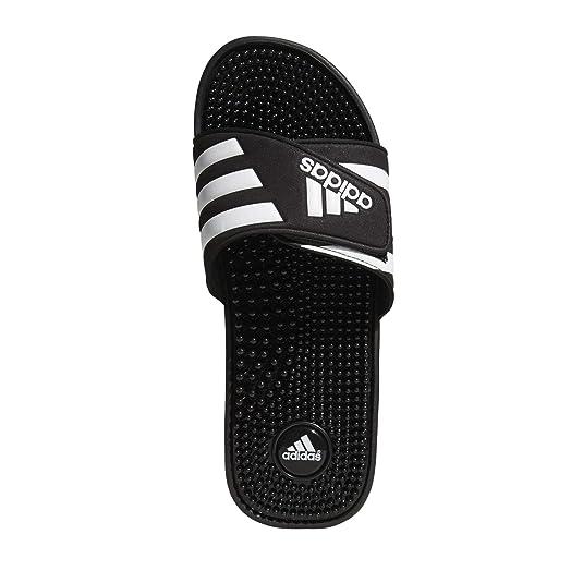 the latest 5915e e986d adidas Adissage, Unisex Adults Beach  Pool Shoes Amazon.co.uk Sports   Outdoors