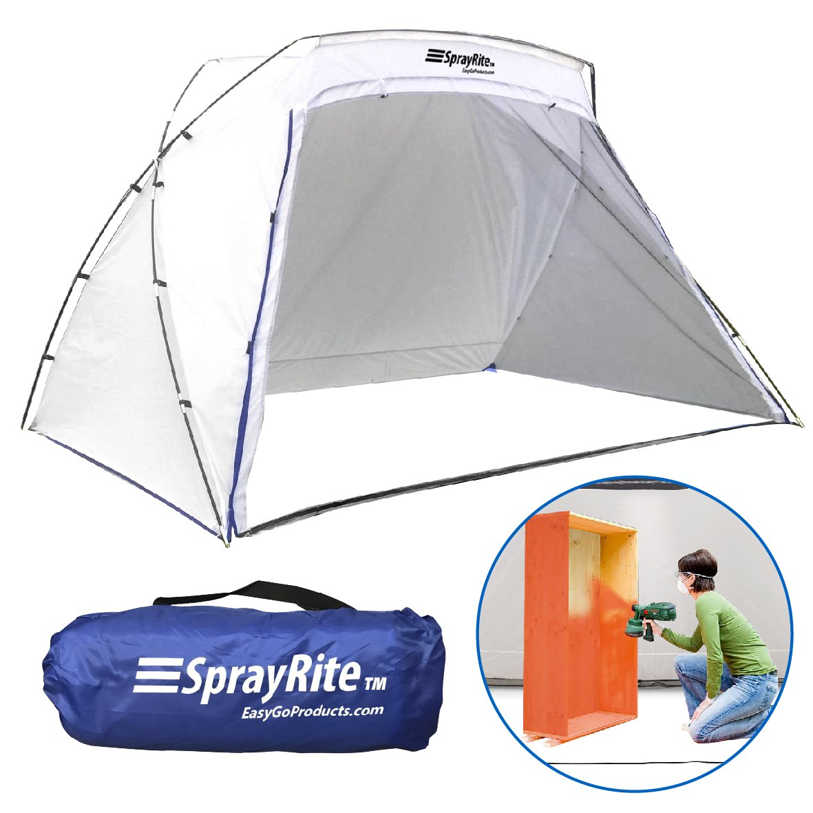 EasyGoProducts Sprayrite Paint Spray Shelter by EasyGoProducts