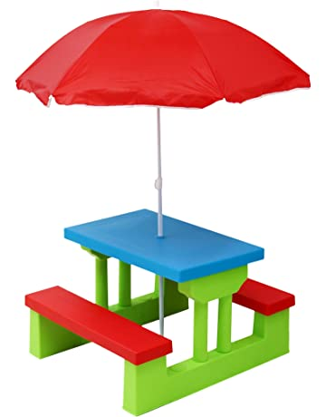 Amazon Co Uk Picnic Tables Garden Outdoors