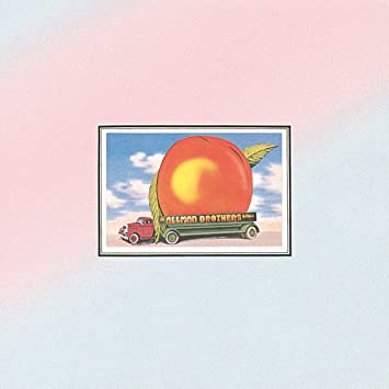 Image result for allman brothers eat a peach