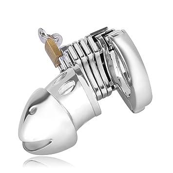 Cinturón de Castidad Masculino Urlove ®, Jaula para Pene de Hombre ...