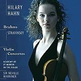 Brahms & Stravinsky: Violin Concertos