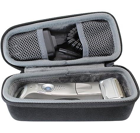 para Braun Series 5 7 9 5030s 5040S 720s-6 7840s 9296cc 9240s 9290cc Afeitadora eléctrica Viajar Difícil Caso Bag box por VIVENS: Amazon.es: Industria, empresas y ciencia