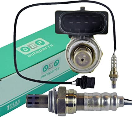 Rear 4 Wire Universal Lambda Sensor For Vauxhall Astra H Signum Vectra Zafira