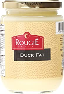 How much duck fat from one duck