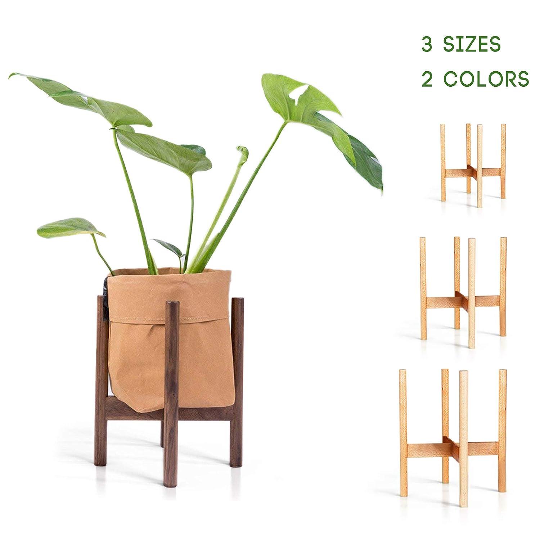 Amazoncom Mid Century Plant Standplanter Indoor Plant Pots