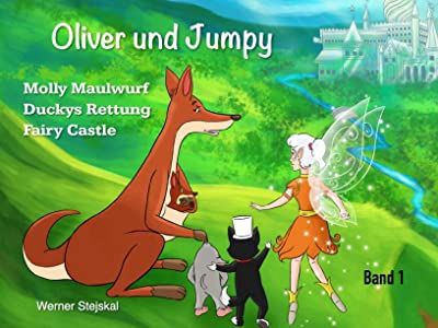 Oliver und Jumpy, Band 1 (German Edition)