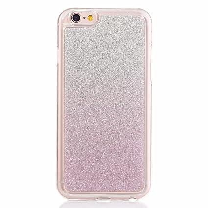 Funda Cover iPhone 5C,MUTOUREN Bling TPU Silicona Funda Shell Soft Sistemas de teléfono móvil Shell Manguito Protector Caso Carcasa púrpura Matorral ...