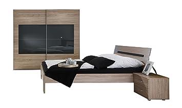 Wimex Schlafzimmer Set Mit Bett Nachttisch Nachtschrank 2 Er Set