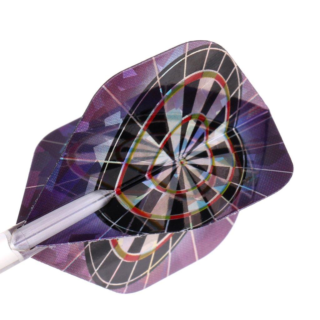 14 Gramm perfeclan 3 Teiliges Soft Tip Darts Set Professional F/ür Elektronische Dartscheibe