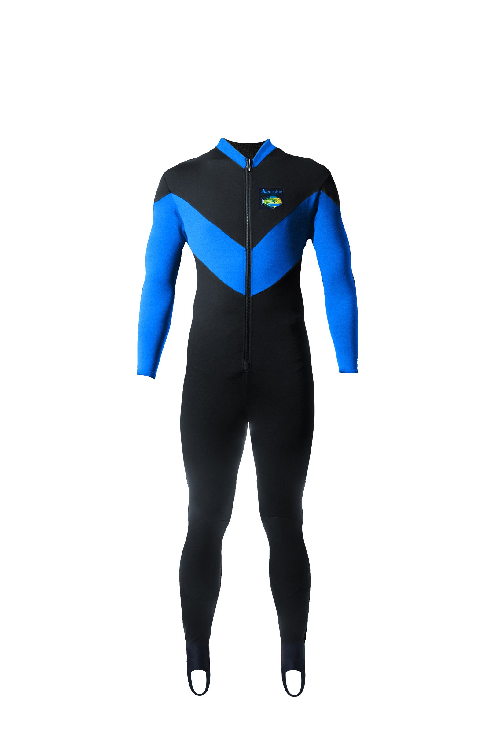Aeroskin Full Body Suit Spine/Kidney with Kevlar