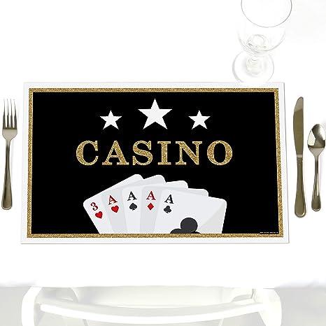 Amazon Com Las Vegas Party Table Decorations Casino