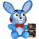 """Funko Five Nights at Freddy's Toy Bonnie 6"""" Limited Edition Exclusive Plush Doll"""