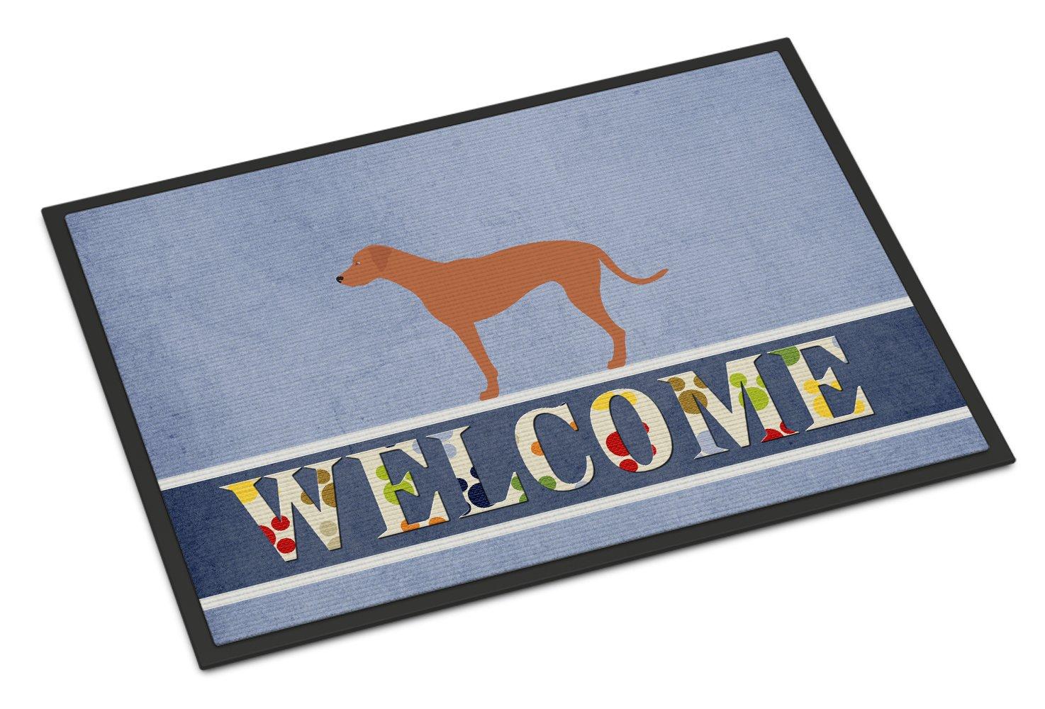 Carolines Treasures Old English Sheepdog Bobtail Doormat 24 x 36 Multicolor