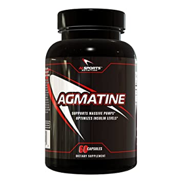 Agmatine by AI Sports Nutrition   60 Count Bottle