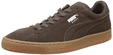 info for 9cd25 31673 Puma Suede Classic Citi, Sneakers Basses Mixte Adulte, Marron (Black Coffee  01)
