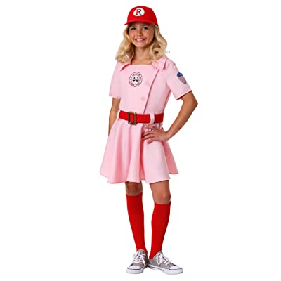 Girls A League of Their Own Dottie Costume: Clothing