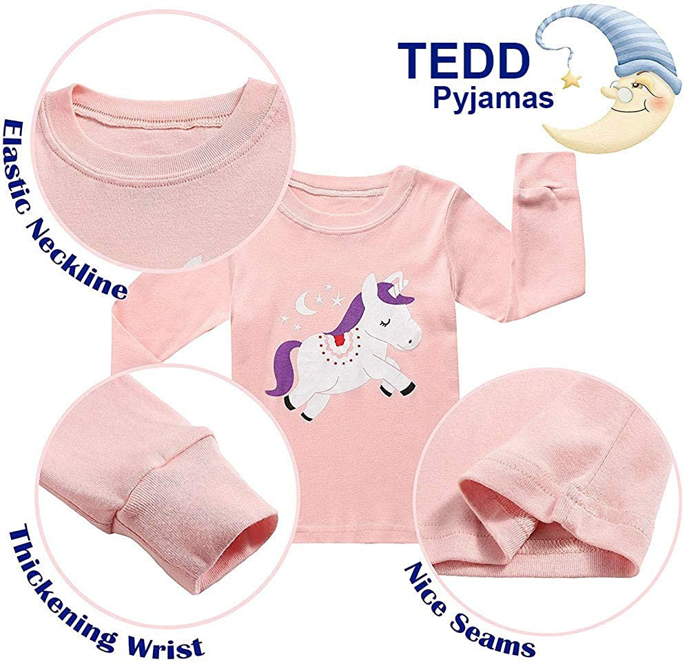 Brand New Girls Xmas 2 Pack Pyjamas Up To 3 Months Perfect In Workmanship Baby & Toddler Clothing Outfits & Sets