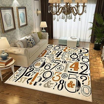 Amazon twgdh living room area rug kids room decor mat floor