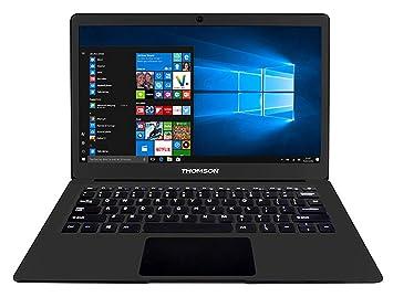 """Thomson Neo X - Ordenador portátil de 13.3"""" (Intel Apollo Lake Celeron N3350,"""