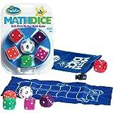 "Thinkfun ""Math Dice Junior"" Game (Multi-Colour)"