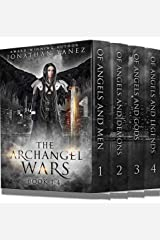 The Complete Archangel Wars Series Kindle Edition