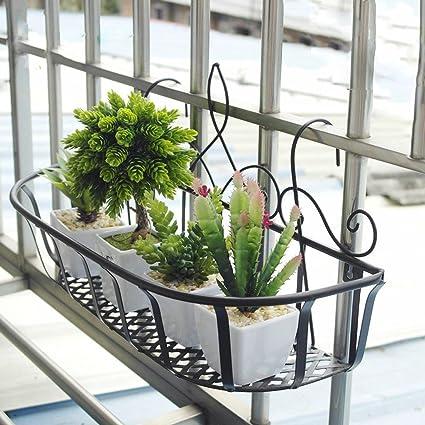 Amazon.com: forjado de hierro barandillas de los balcones ...