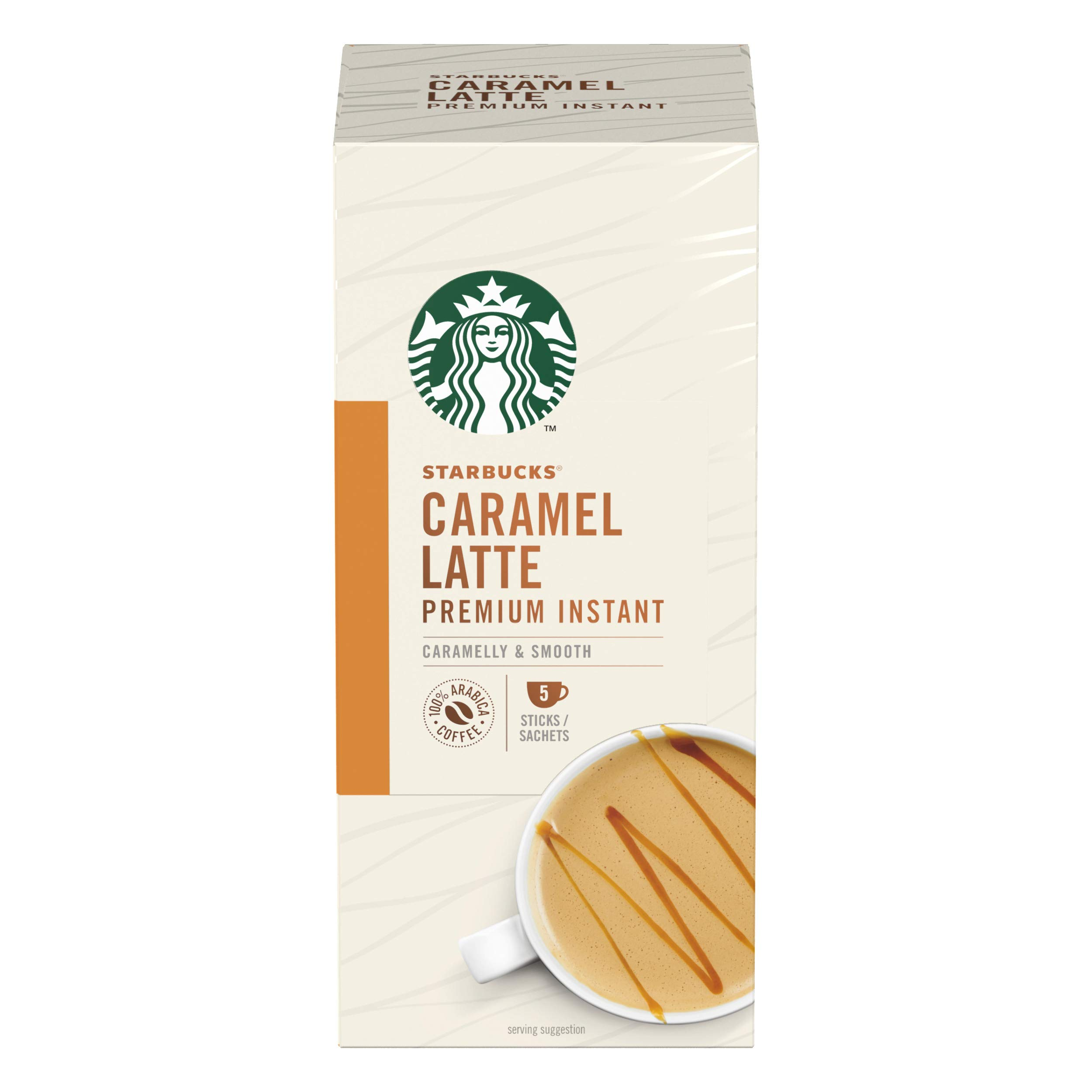 New - Starbucks Instant Coffee - Caramel Latte