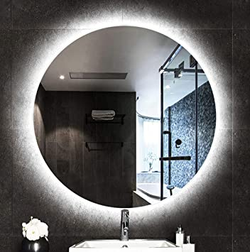 Bathroom Mirror Miroir Miroirs De Salle De Bains A Led Grand