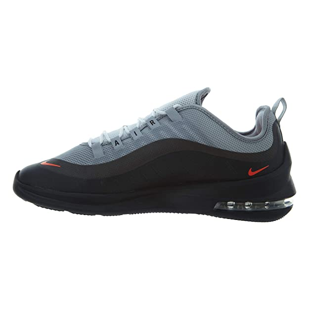 Amazon.com | Nike Mens Air Max Axis Running Shoe, Wolf Grey/Total Crimson/Black/Anthracite, Size 11 | Road Running