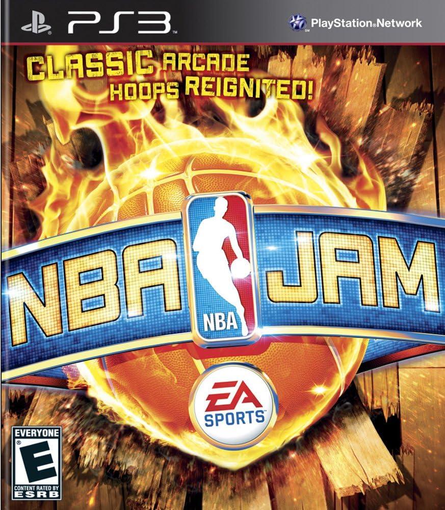 Amazon com: NBA Jam - Playstation 3: Video Games