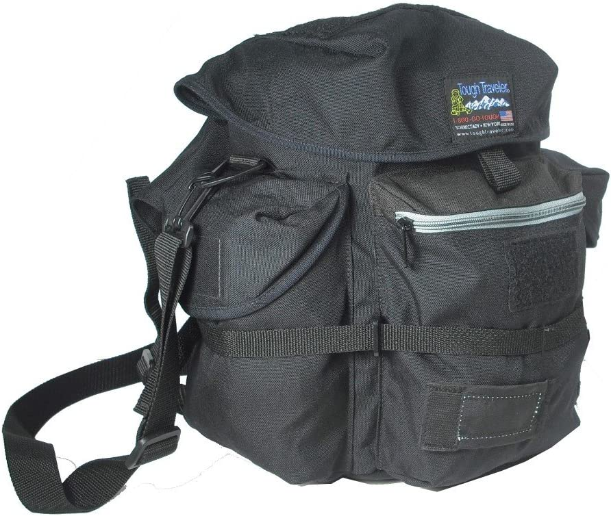 Made in USA Tough Traveler Transformer Z Messenger Bag