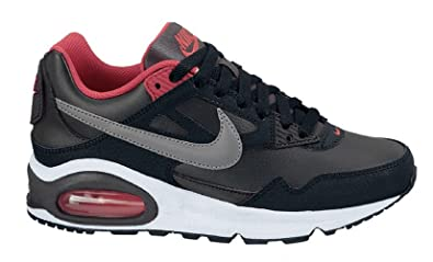 386978c660696 Image Unavailable. Image not available for. Colour  Nike Air Max Skyline  Older Boys Girls Black Red ...