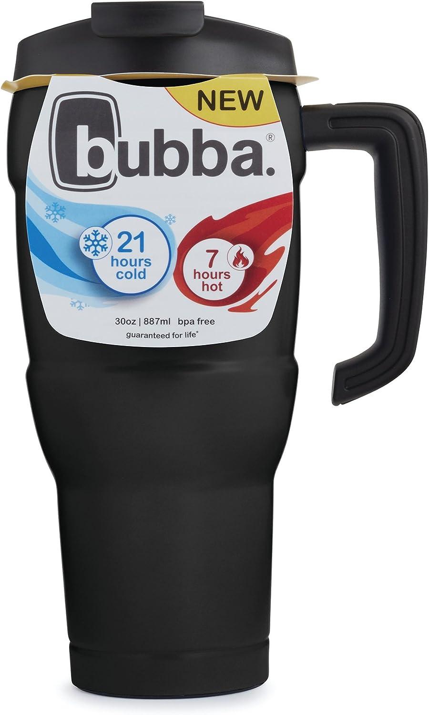 Amazon Com Bubba Hero Xl Vacuum Insulated Stainless Steel Travel Mug 30 Oz Licorice Kitchen Dining