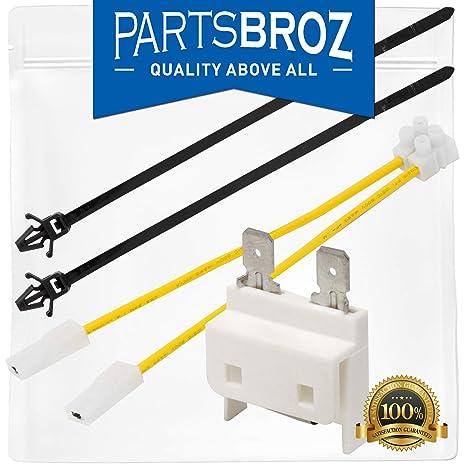 Amazon.com: 8193762 Kit de fusibles para lavavajillas ...