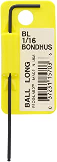 """product image for Bondhus 15703 1/16"""" Ball End L-Wrench"""