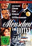 Menschen im Hotel - Ausgezeichnete Verfilmung des Weltbestsellers mit Heinz Rühmann, Gert Fröbe und O.W. Fischer (Pidax Film-Klassiker)