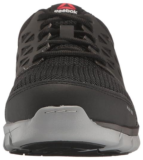 e416d55078842f Reebok Work Hombres Sublite Cushion Bajos   Medios Cordon Zapatos para  Correr