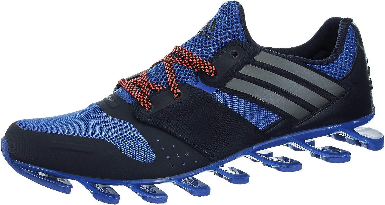 adidas Performance Springblade Solyce Zapatillas Deportivas para Correr, para Hombre, Color Azul Marino, Azul (Azul), 40.5 EU: Amazon.es: Zapatos y complementos