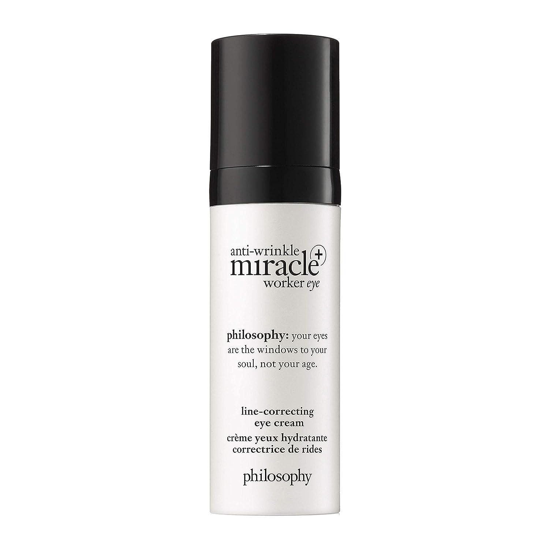 philosophy anti-wrinkle miracle worker+ eye cream, 0.5 fl. oz.